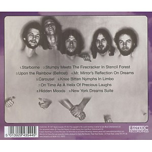 Happy The Man - Happy The Man (Remastered Edition) (Back)