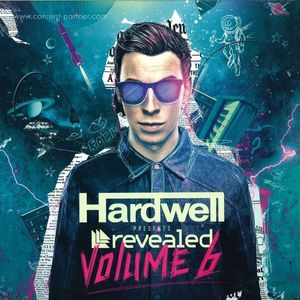 Hardwell - Revealed Vol. 6 - 180g Vinyl