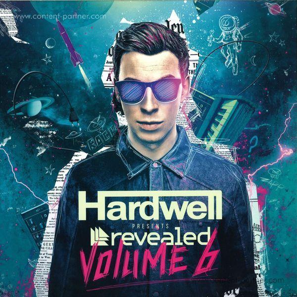 Hardwell - Revealed Vol. 6 - 180g Vinyl