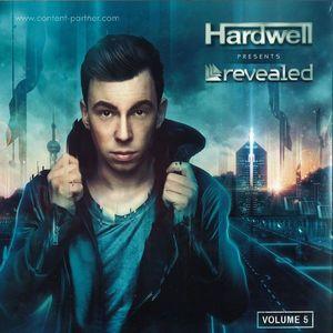 "Hardwell - Revealed Volume 5 (2x12"") [back in]"