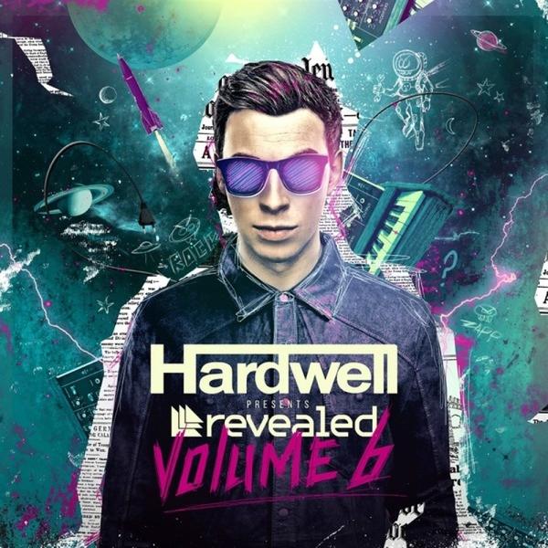 Hardwell - Revealed Volume 6 (CD)