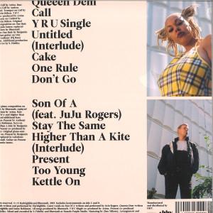 Harleighblu & Bluestaeb - She (Deluxe Edition) (Back)
