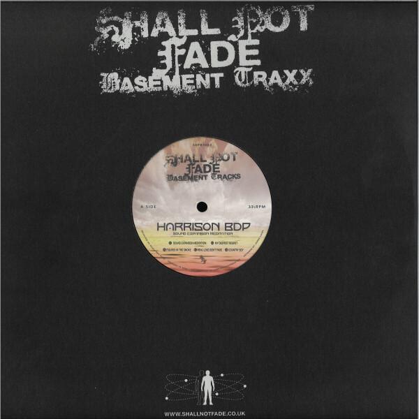 Harrison BDP - Sound Expansion Meditation EP