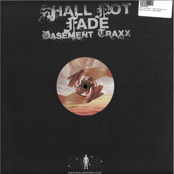 Harrison BDP - Sound Expansion Meditation EP (Back)