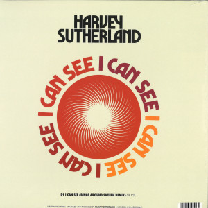 Harvey Sutherland - Amethyst EP