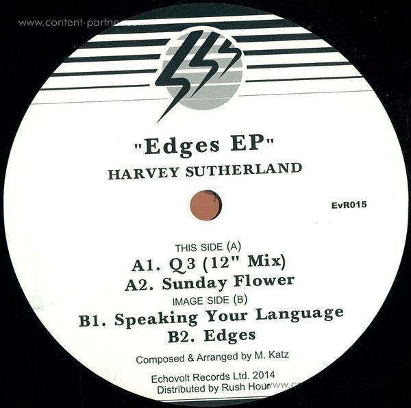 Harvey Sutherland - Edges Ep