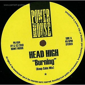 Head High - Burning