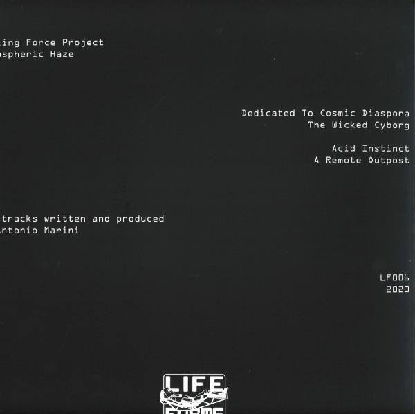 Healing Force Project - Atmospheric Haze (Back)