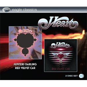 Heart - Jupiters Darling/Red Velvet Car