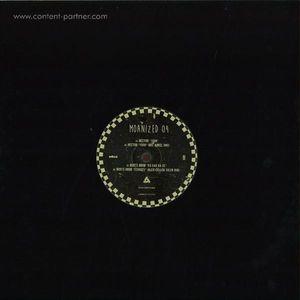 Hector / Basti Grub - Moanized 04 (Gel Abril / Alex Celler Rmx
