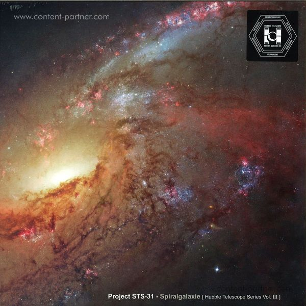 Heinrich Mueller & The Exaltics - Presents Project Sts-31 - Spiralgalaxie