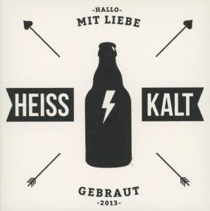 Heisskalt - Hallo-Mit Liebe Gebraut