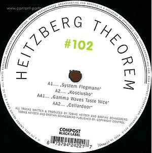 Heitzberg Theorem - Compost Black Label 102