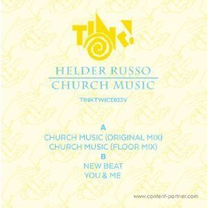 Helder Russo - Church Music