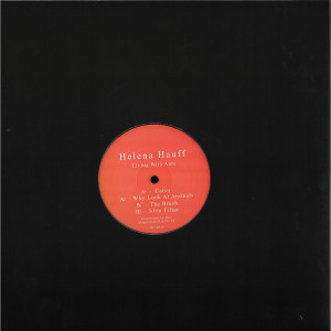 Helena Hauff - Living With Ants (Back)