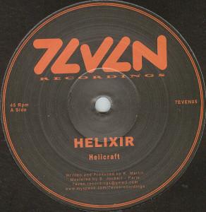 Helixir - Helicraft / Dub 4 P.
