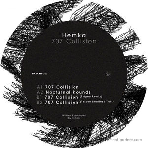 Hemka - 707 Collision (Incl. Tripeo Remix)