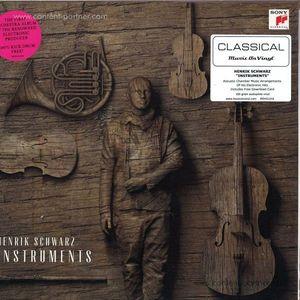 Henrik Schwarz - Instruments (180g audiophile vinyl)