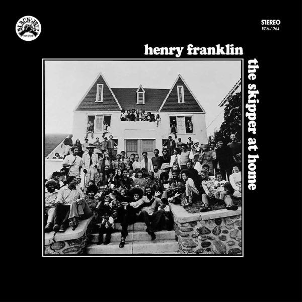 Henry Franklin - Skipperat Home  (Remastered Reissue Vinyl LP)
