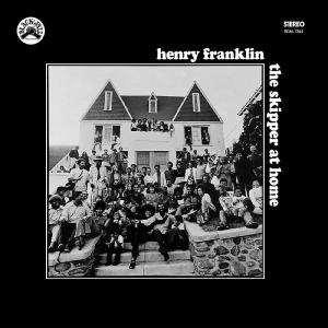 Henry Franklin - The Skipper at Home  (Remastered Reissue Vinyl LP)