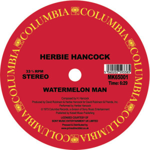 Herbie Hancock - Chameleon / Watermelon Man (Back)