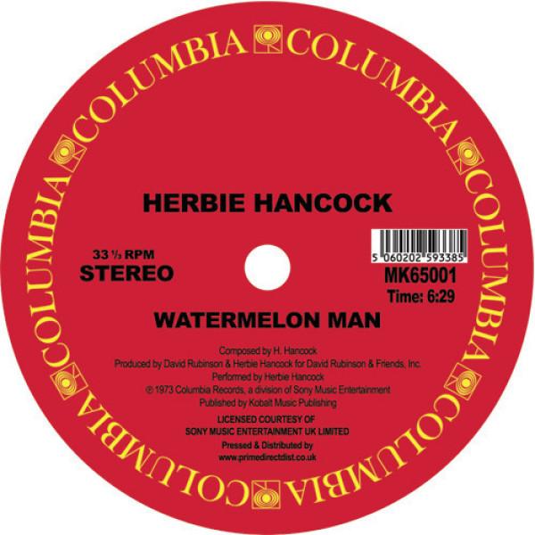 Herbie Hancock - Chameleon / Watermelon Man (Back)