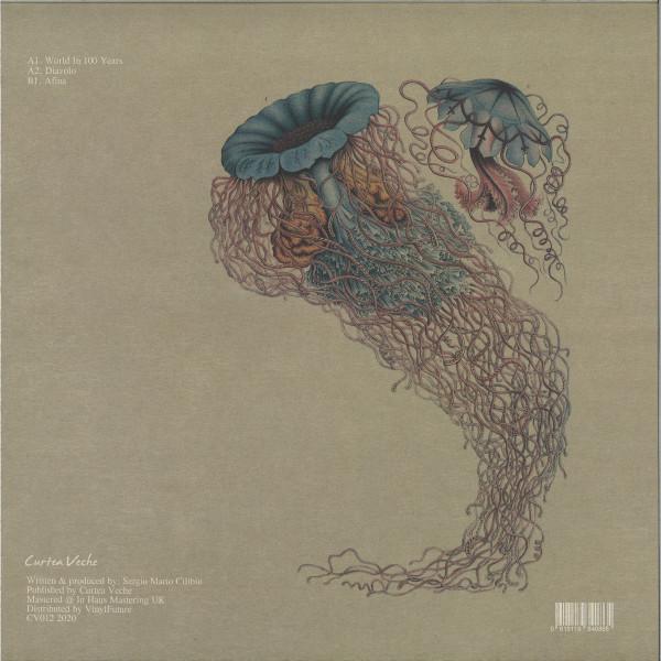 Herck - World in 100 Years EP (Back)