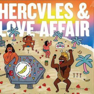 Hercules & Love Affair - The Feast Of The Broken Heart (2LP)