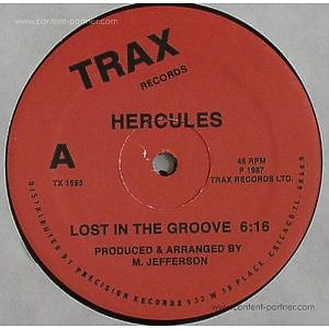 Hercules - Lost In The Groove/ 7 Ways
