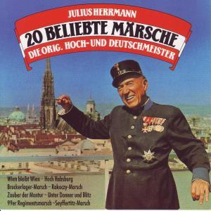 """Herrmann,Julius & Orig.Hoch-Und Deutschm - 20 Beliebte M""""rsche"""