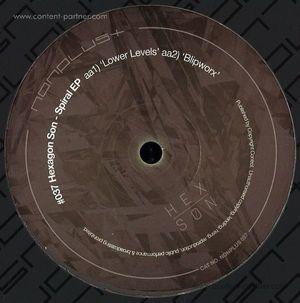 Hexagon Sun - Spiral EP