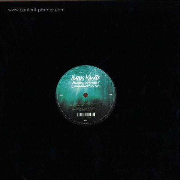 Hiatus Kaiyote - Breathing Underwater (DJ Spinna Remix) (Back)