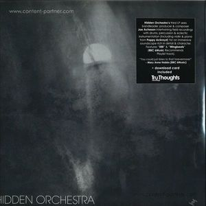 Hidden Orchestra - Dawn Chorus (2LP+MP3/Black Vinyl)