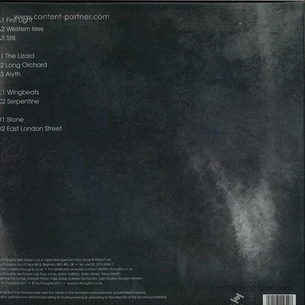 Hidden Orchestra - Dawn Chorus (2LP+MP3/Black Vinyl) (Back)