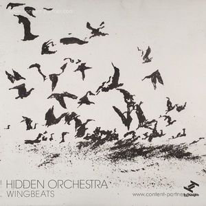 Hidden Orchestra - Wingbeats EP (12''+ MP3)