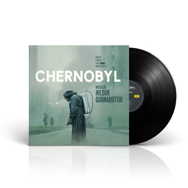 Hildur Guðnadóttir - Chernobyl (Music From The Hbo Miniseries) (Back)