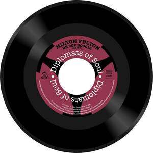 """Hilton Felton - Be Bop Boogie (7"""" Single Vinyl)"""