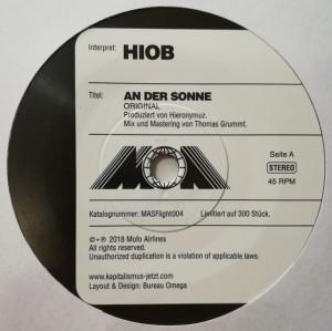 Hiob - An Der Sonne