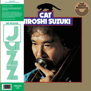 Hiroshi Suzuki - Cat (180g half Speed Master Reissue LP)