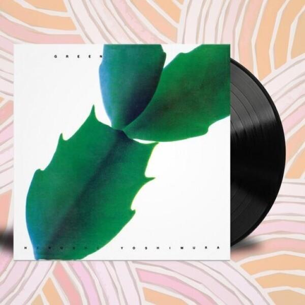 Hiroshi Yoshimura - Green (Reissue Black Vinyl)
