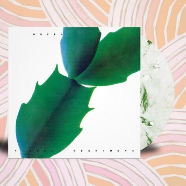 Hiroshi Yoshimura - Green (Reissue Ltd. Swirl Vinyl)