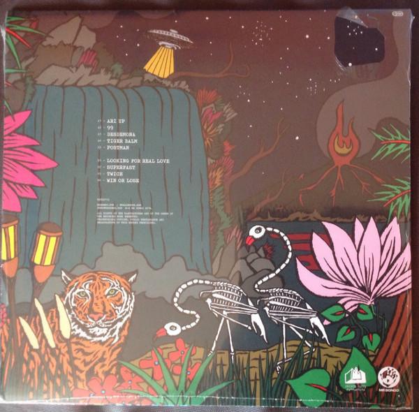 Hollie Cook - Twice (LP) (Back)