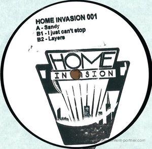 Home Invasion - #1