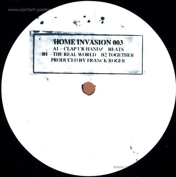 Home Invasion - #3