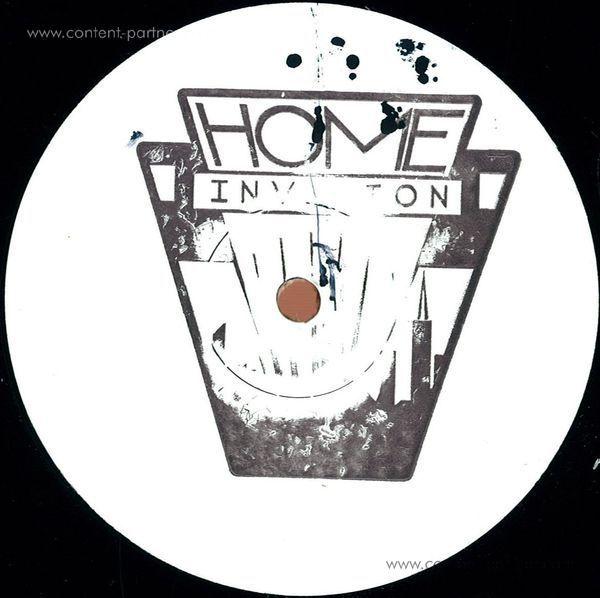 Home Invasion - #3 (Back)
