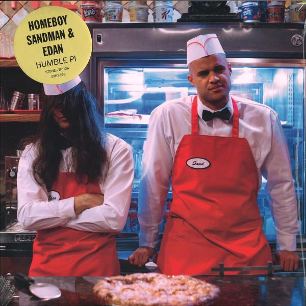 Homeboy Sandman & Edan - Humble Pi (LP)