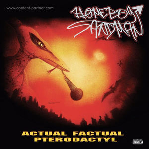 Homeboy Sandman - Actual Factual Pterodactyl (2LP)