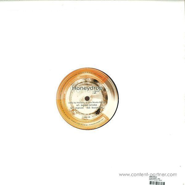 Honeydrop - Honeydrop: 2nd (Back)