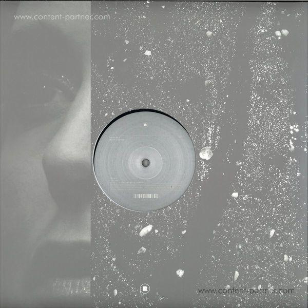 Honorée - Marée Basse Ep (inc. Evigt Mörker Remix) (Back)