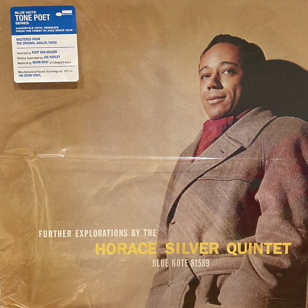 Horace Silver - Further Explorations (Tone Poet Vinyl) (Back)